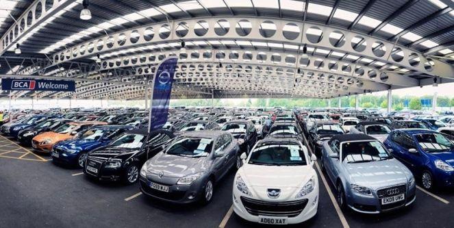 Автомобильные онлайн аукционы Южной Кореи