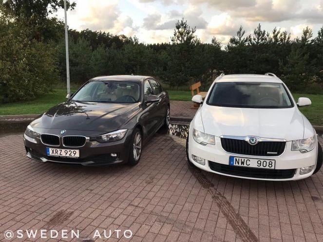 Почему стоит купить бу машину с Швеции и в чем ее преимущество среди авто из других стран